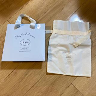 ジェラートピケ(gelato pique)のジェラートピケ 紙袋 ギフト(ショップ袋)