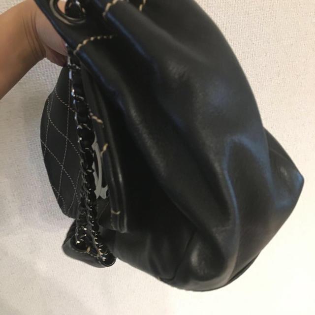 CHANEL(シャネル)のシャネル正規美品デカココマークチェーンバッグ レディースのバッグ(ショルダーバッグ)の商品写真
