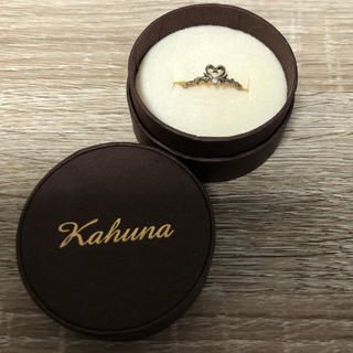 THE KISS - THE KISS kahuna シルバーリング