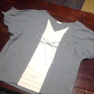 ネストローブ(nest Robe)のIna イナ プルオーバー シャツ ブラウス(シャツ/ブラウス(半袖/袖なし))