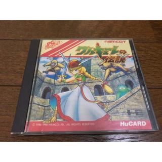 NEC - 【PCエンジン】◆ワルキューレの伝説◆  箱&説明書付