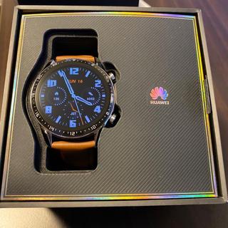 HUAWEI Watch GT2 46mm Classc/ぺブルブラウン