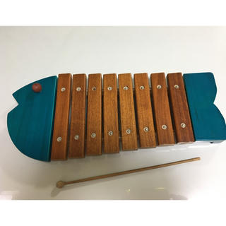 BorneLund - ボーネルンド おさかな木琴