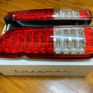 ハイエース200系バレンティLEDテールランプ(車種別パーツ)