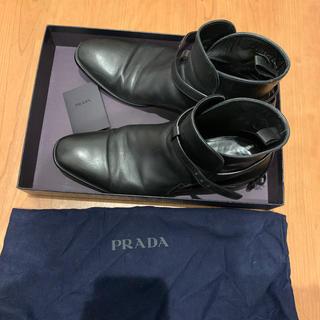 PRADA - PRADA プラダ ブーツ