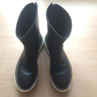 キャピタル(KAPITAL)のkapital ジッパーブーツ(ブーツ)