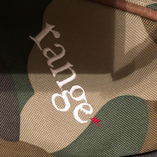 green label relaxing(グリーンレーベルリラクシング)のボディバッグ 男の子 新品 カモフラージュ キッズ/ベビー/マタニティのこども用バッグ(リュックサック)の商品写真