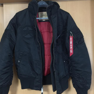 ALPHA INDUSTRIES - アルファインダストリー  第59空軍TRIED TESTED PROVEN  L