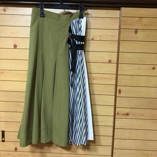 アウィーエフ(AuieF)のグレディブリリアン☆ロングスカート(ロングスカート)