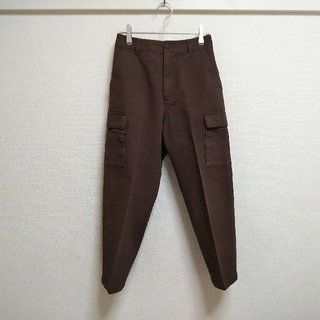 green label relaxing - green label relaxing☆チノ カーゴパンツ【size 36】