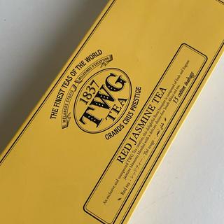 TWG 高級 紅茶 レッド ジャスミンティー(茶)