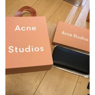 アクネ(ACNE)のacne studios 財布 長財布(長財布)