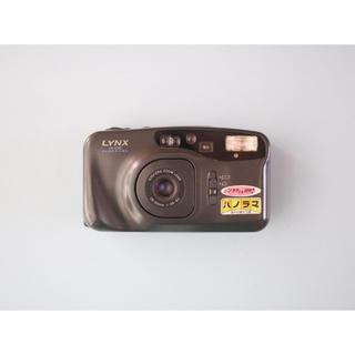 キョウセラ(京セラ)の完動品 KYOCERA LINX WIDE コンパクトフィルムカメラ(フィルムカメラ)