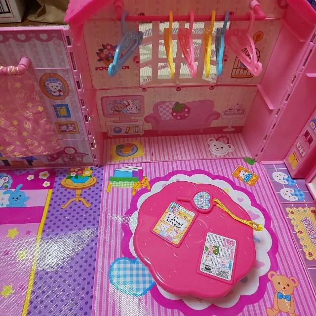 PILOT(パイロット)のメルちゃんお家 キッズ/ベビー/マタニティのおもちゃ(知育玩具)の商品写真