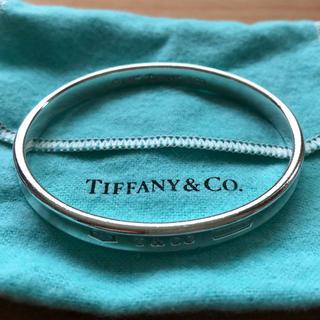 Tiffany & Co. - Tiffany 1837 バングル