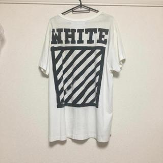 OFF-WHITE - OFF-WHITE オフホワイト off-white