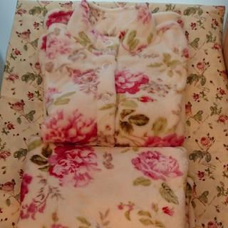 薔薇パジャマ ホワイト(パジャマ)
