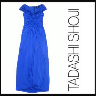 タダシショウジ(TADASHI SHOJI)の美品♡タダシショージ 美人ロングドレス(ロングドレス)