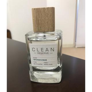 クリーン(CLEAN)の箱つき✨残り9割以上✨CLEAN reserve rain(ユニセックス)