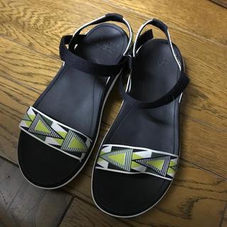 Teva - 未使用 tevaテバ可愛いサンダル靴サイズ24センチ