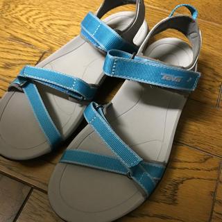 Teva - 新品tevaテバサンダルサイズ22.5センチ靴