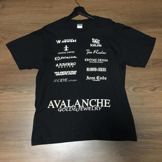 アヴァランチ(AVALANCHE)のavalanche(Tシャツ/カットソー(半袖/袖なし))