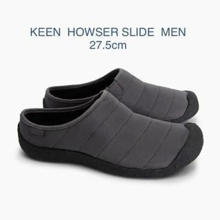KEEN - KEEN ハウザースライド MAGNET/BLACK 27.5cm