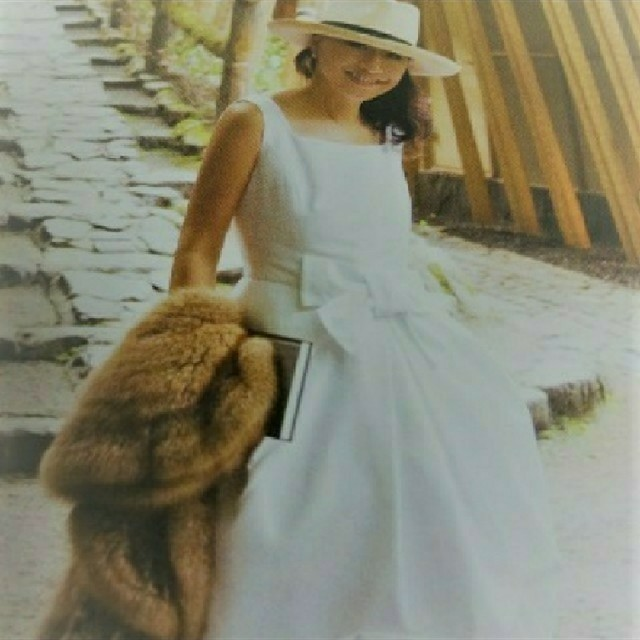 FOXEY(フォクシー)の♡美品フォクシードレスワンピース♡ レディースのワンピース(ひざ丈ワンピース)の商品写真