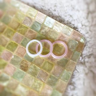 【SALE】【美品】シェルリング(リング(指輪))