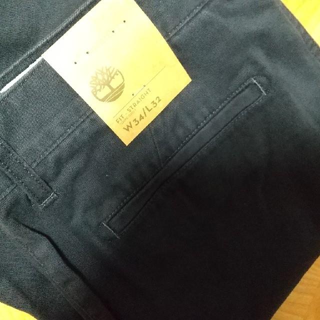 Timberland(ティンバーランド)のTimberland ダークネイビー パンツ メンズのパンツ(チノパン)の商品写真