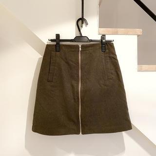 マカフィー(MACPHEE)のTOMORROW LAND MACPHEE 台形スカート(ミニスカート)