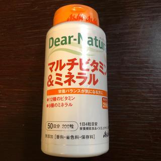 アサヒ(アサヒ)のディアナチュラ  マルチビタミン&ミネラル(ビタミン)