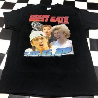 Supreme - rap tee ラップTシャツ iwgp 長瀬 窪塚 有名人 レア 海外輸入