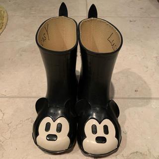 ダイアナ(DIANA)のミッキー レインシューズ 子供 ダイアナ(長靴/レインシューズ)