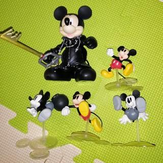 ミッキーマウス(ミッキーマウス)のミッキーマウス フィギュア(キャラクターグッズ)