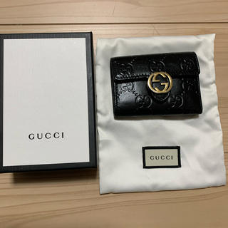 Gucci - GUCCI  インターロッキング 6連キーケース