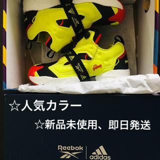 リーボック(Reebok)の【adidas×Reebok】インスタポンプ フューリーBOOST (スニーカー)