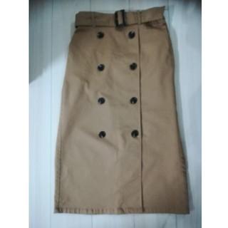 GU - トレンチスカート