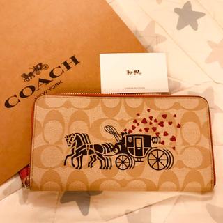 COACH - 【新品・未使用】COACH コーチ 長財布