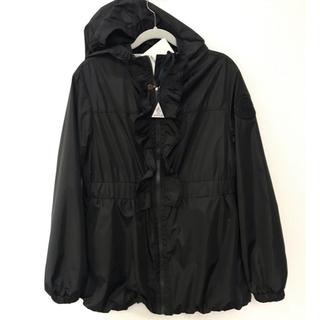 MONCLER - 新作 モンクレール キッズ 14A ナイロンジャケット ブラック