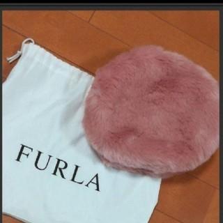 フルラ(Furla)の未使用 フルラ ファー ショルダーバッグ (ショルダーバッグ)