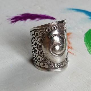 KSR-E1 カレン族シルバー リング(リング(指輪))