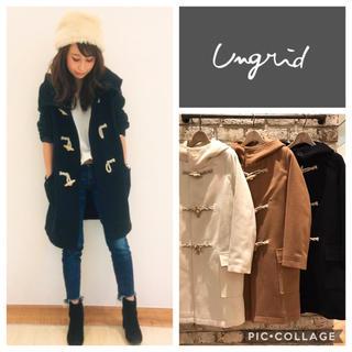 Ungrid - Ungrid**ミドル丈ダッフルコート