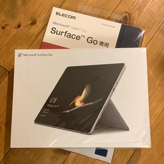Microsoft - 【新品・限定特価】Surface Go ※Officeのみ欠品 専用ケース付き