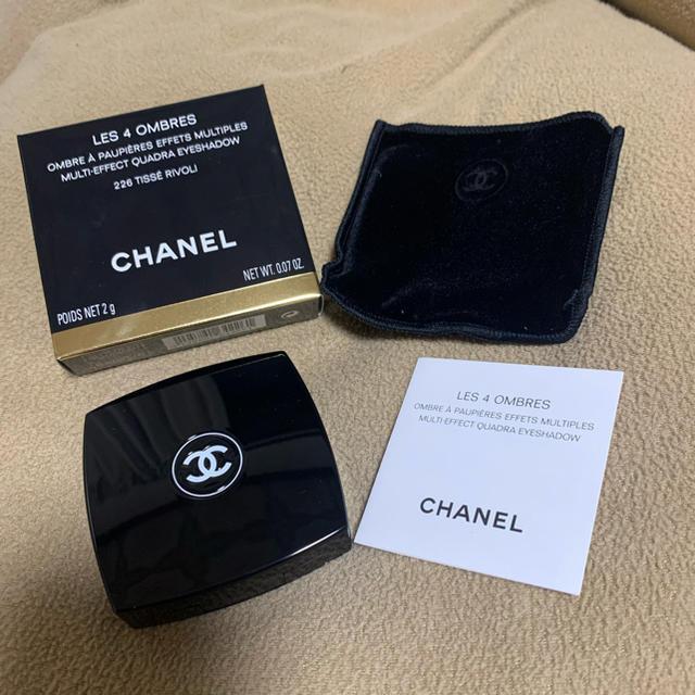 CHANEL(シャネル)のシャネル レキャトルオンブル 226 アイシャドウ アイシャドウパレット コスメ/美容のベースメイク/化粧品(アイシャドウ)の商品写真