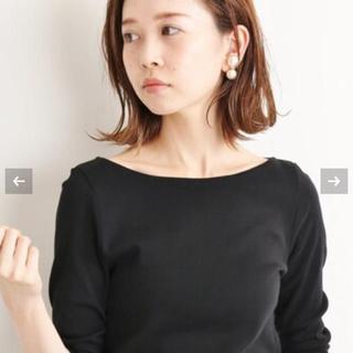IENA - オーラリーイエナ別注カットソー黒❗️