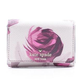 ケイトスペードニューヨーク(kate spade new york)の美品 正規品 ケイトスペード パスケース コインケース キーケース(財布)