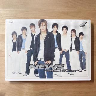 NEWSニッポン0304 DVD(アイドルグッズ)