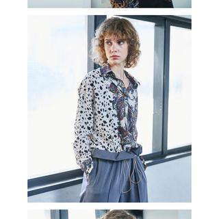 アリシアスタン(ALEXIA STAM)のCrazy Dalmatian Shirt juemi(シャツ/ブラウス(長袖/七分))