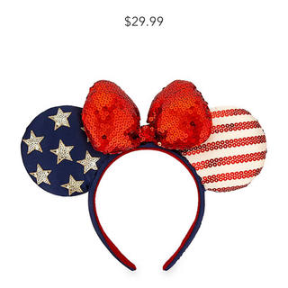 Disney - ディズニー カチューシャ アメリカ フロリダ  カリフォルニア 海外